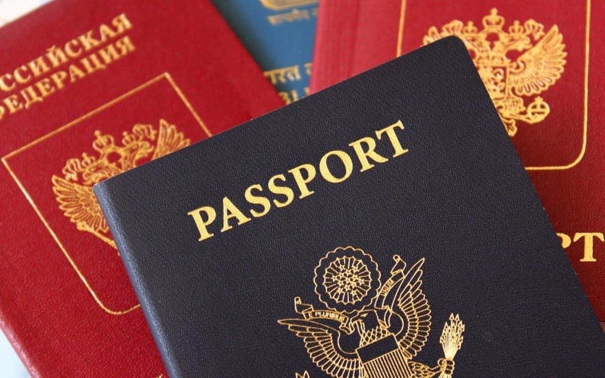 пошлина на загранпаспорт нового образца