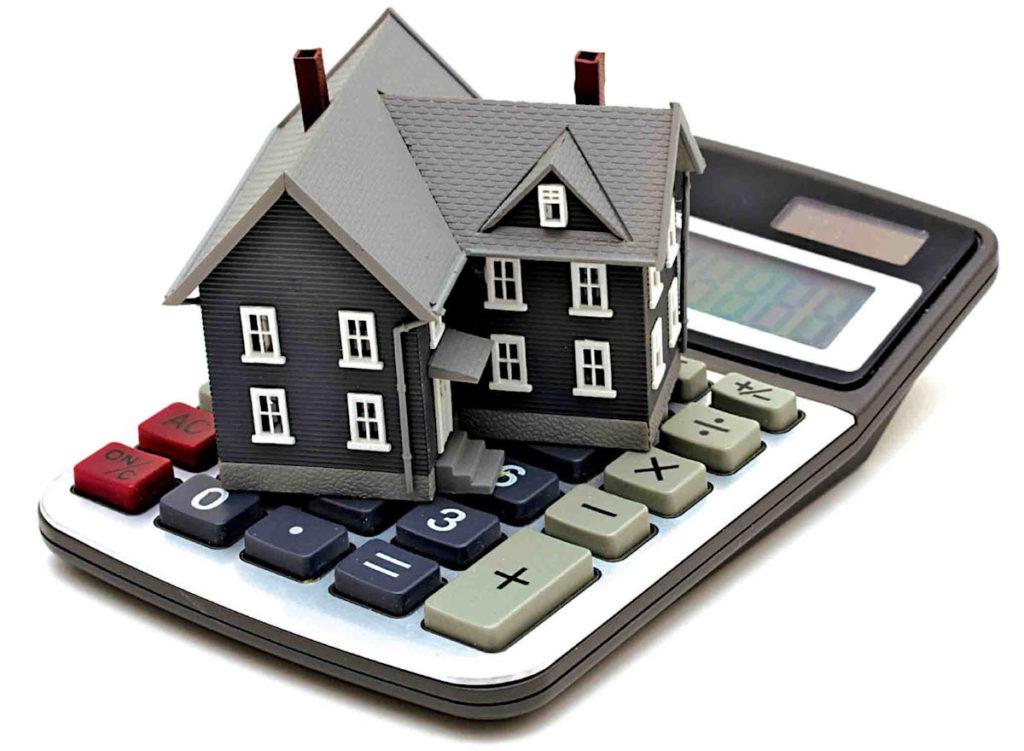 Как рассчитать налог на дом при помощи калькулятора