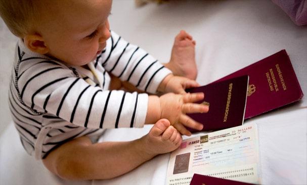 Госпошлина за свидетельство о рождении
