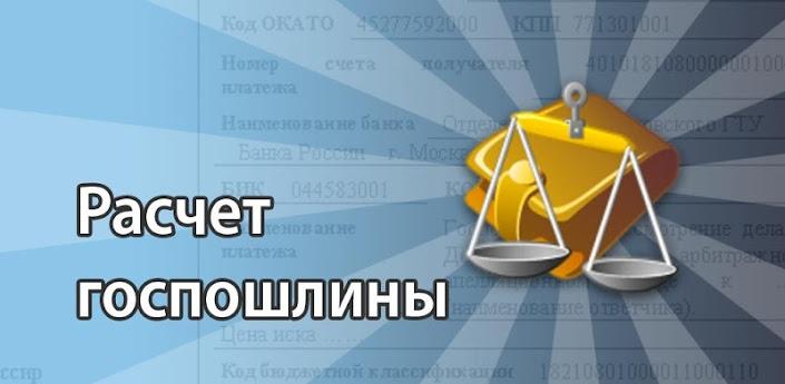 Оплачиваем госпошлину в суд общей юрисдикции