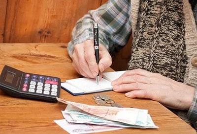 Рассчитываем налог на столе