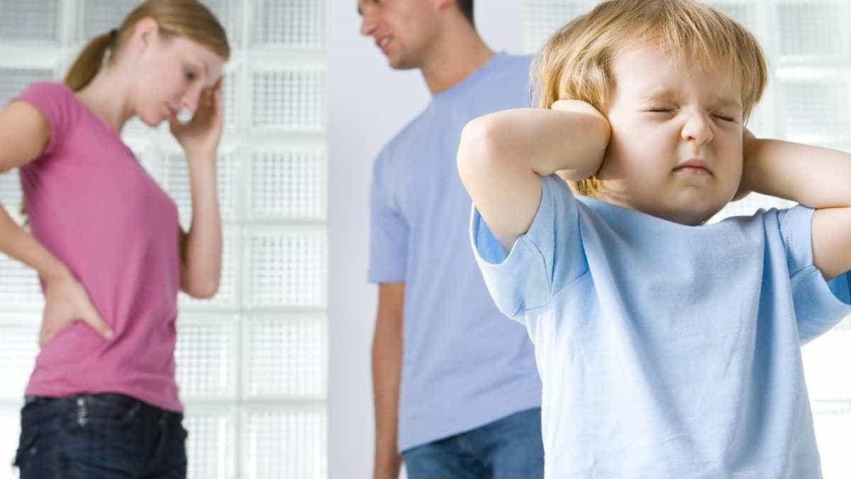 Стресс для ребенка