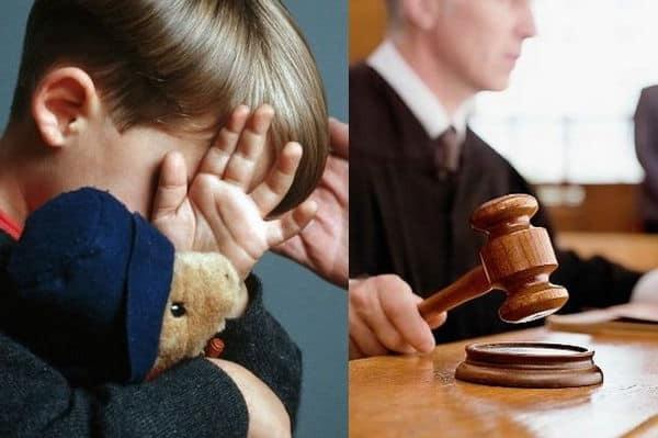 Ребенок и суд
