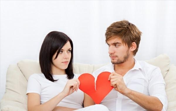 Раздел сердца