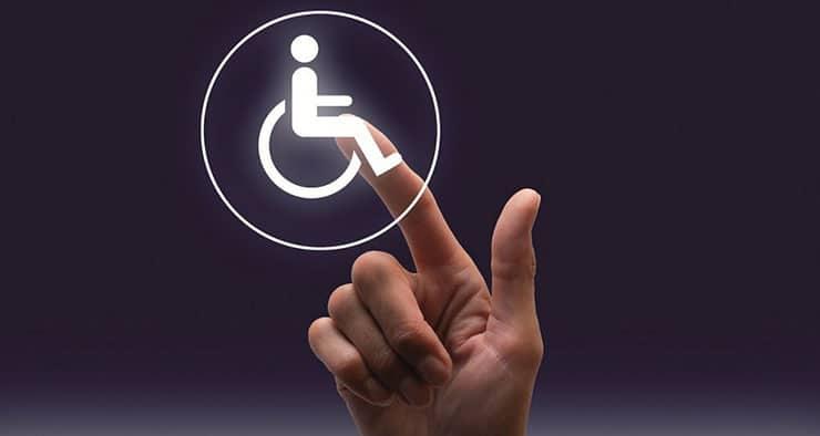 Инвалидный знак
