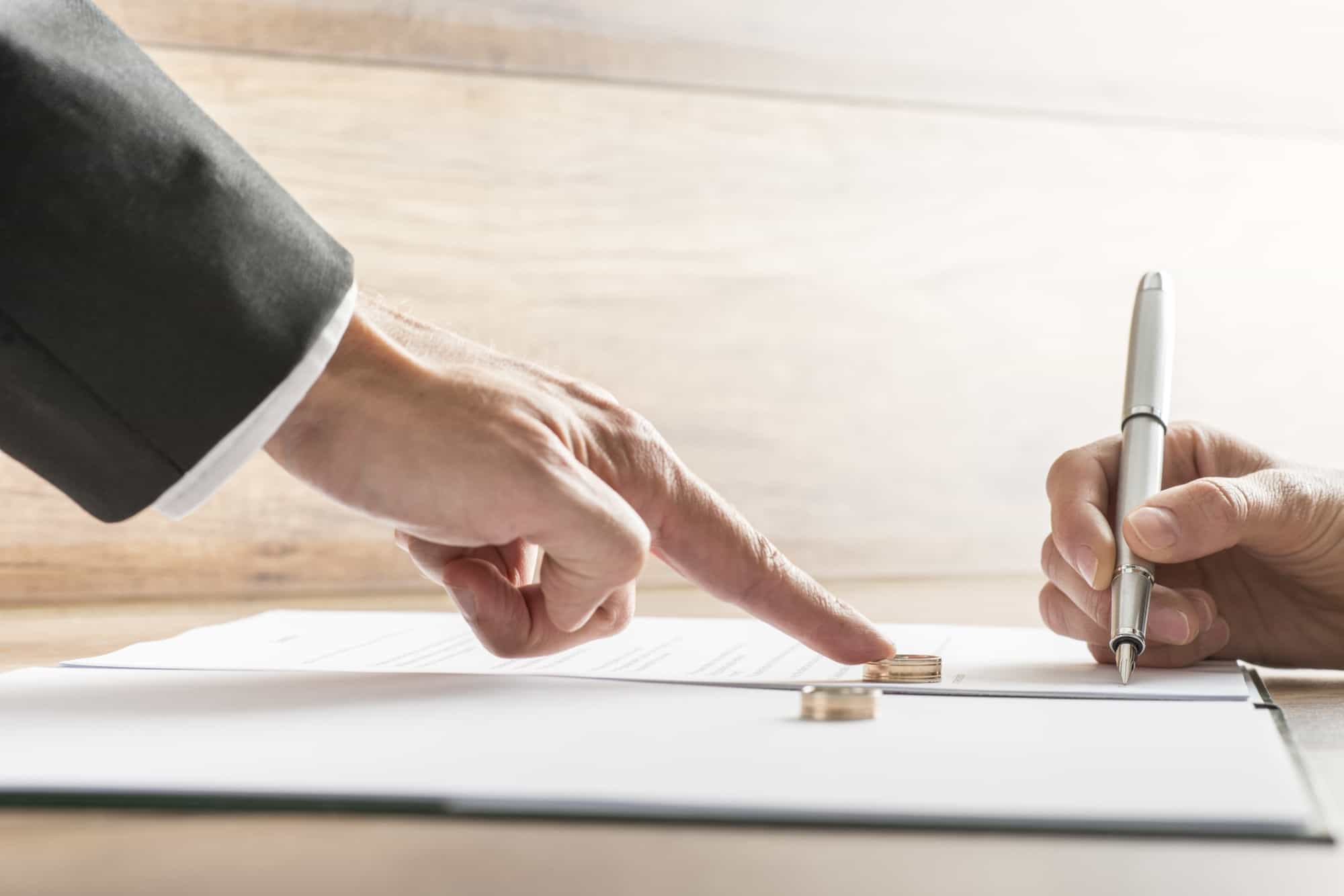 Основания для расторжения брака в судебном порядке