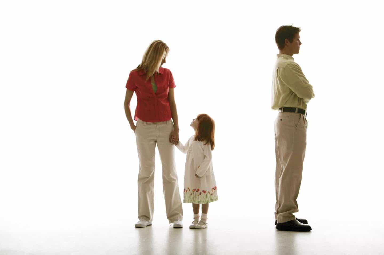 Разбитая семья