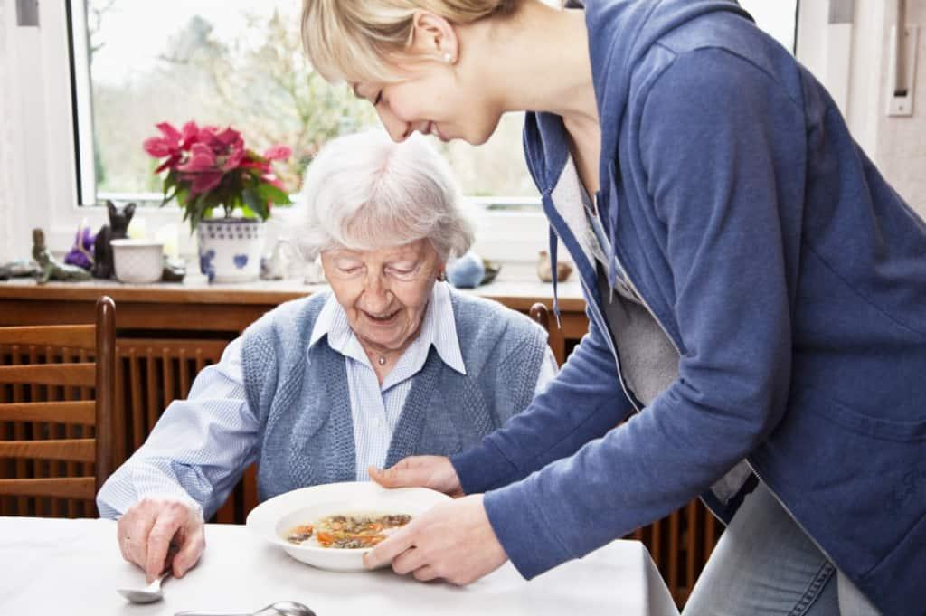 Опека за бабушкой