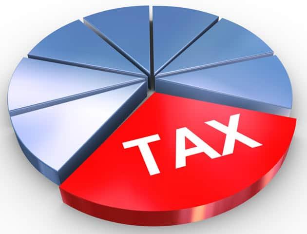 Как подоходный налог начисляется