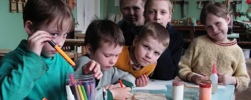 Рисующие детки