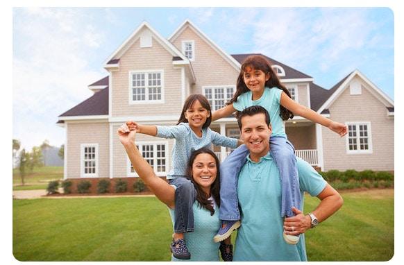 Новый дом для семьи