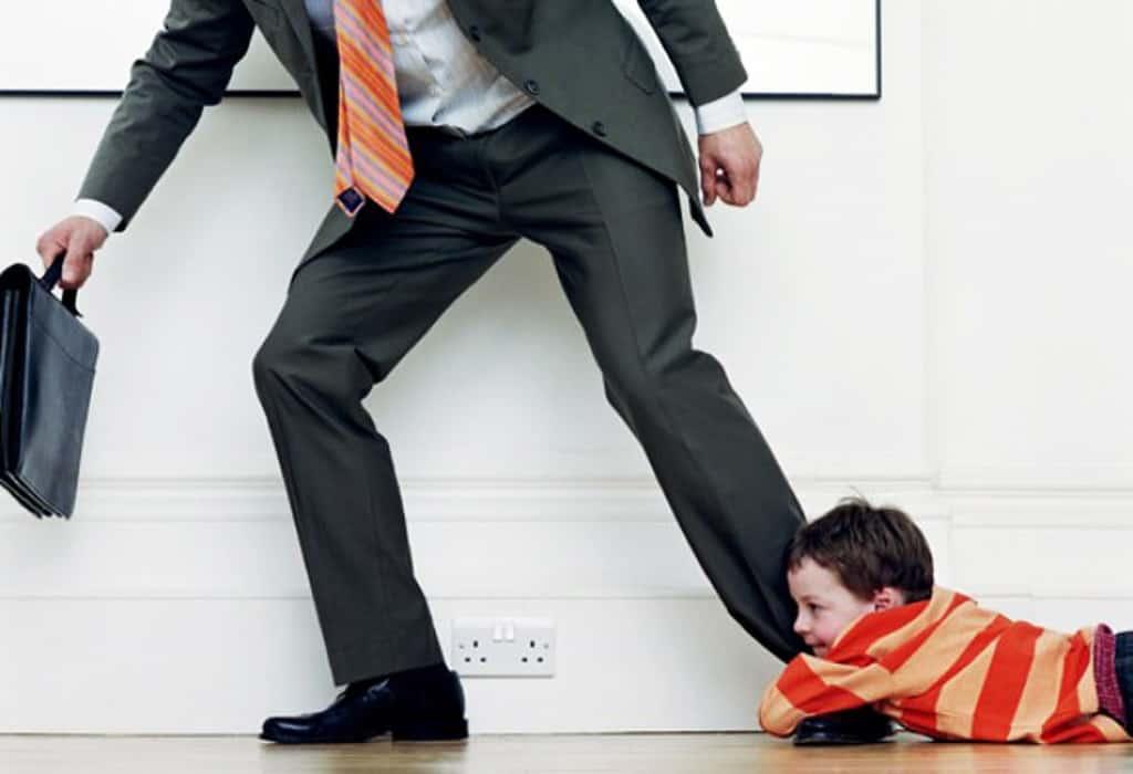 неуплата алиментов на ребенка