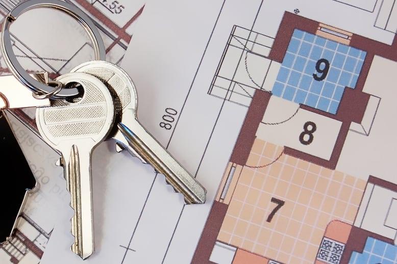Ключи и план