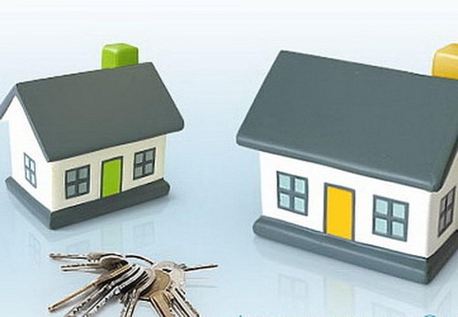 Ключи от недвижимости