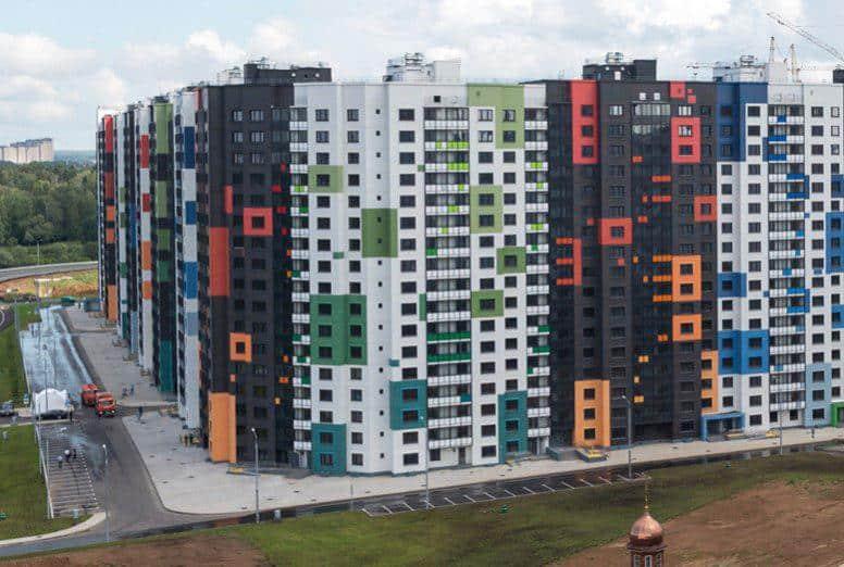 Многоэтажки