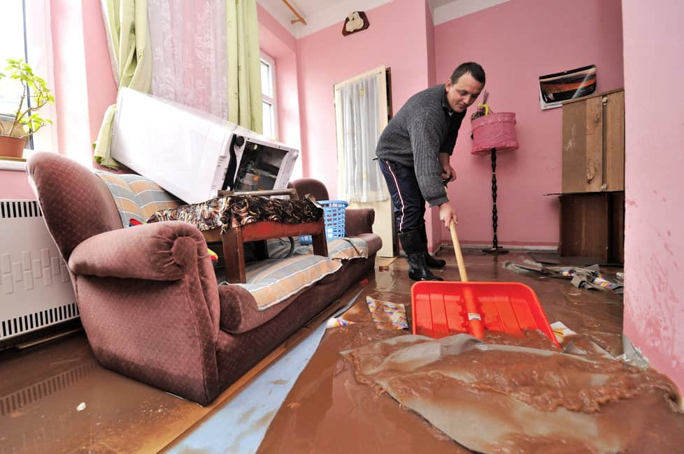 Ущерб от затопления