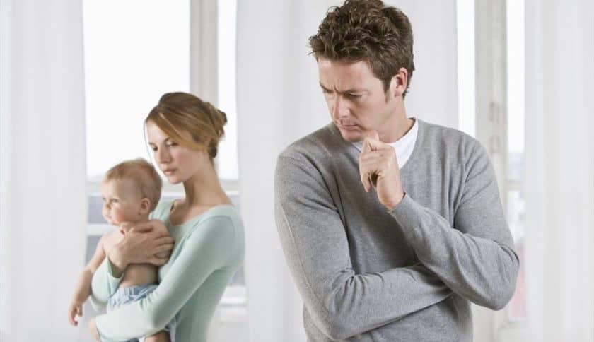 как подать на алименты на мужа
