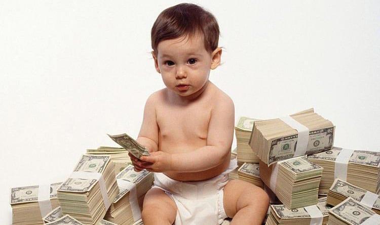 размер алиментных выплат для ребенка