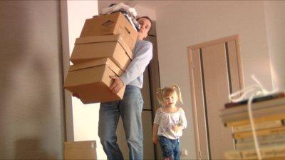 Переезд ребенка к отцу
