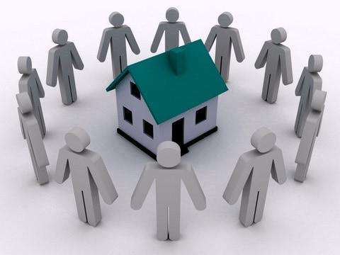 Семейная общая долевая собственность