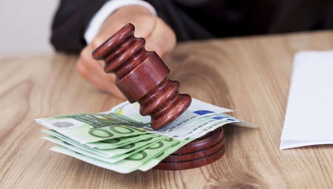 уплата алиментов через суд