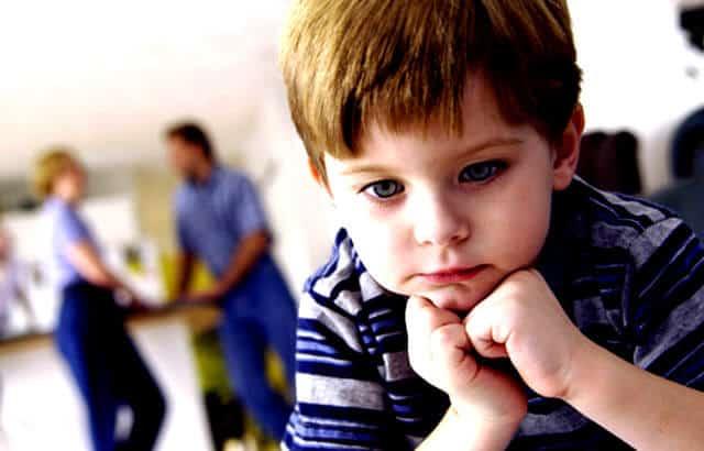 решение о месте проживания ребенка