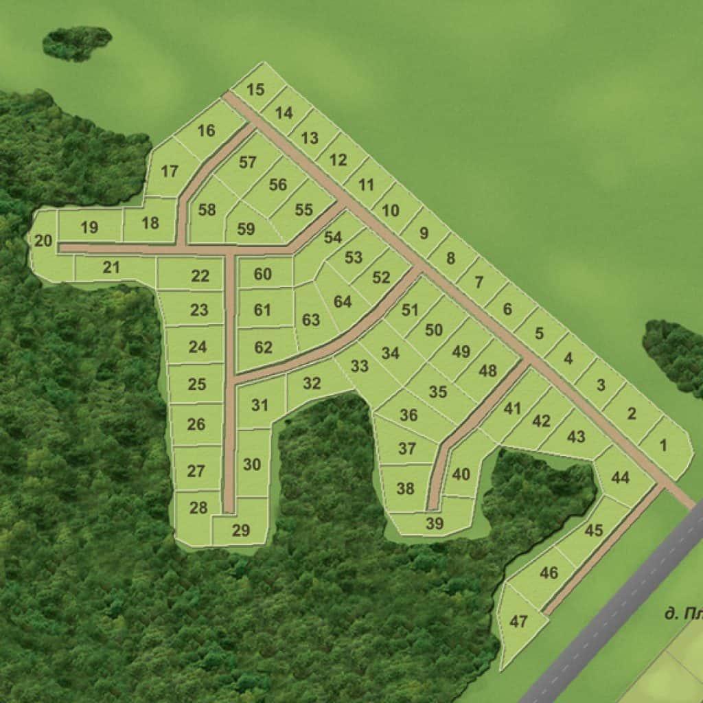 Как измерить земельный участок по кадастровому номеру