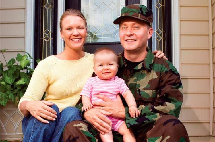 Семья военнослужащего