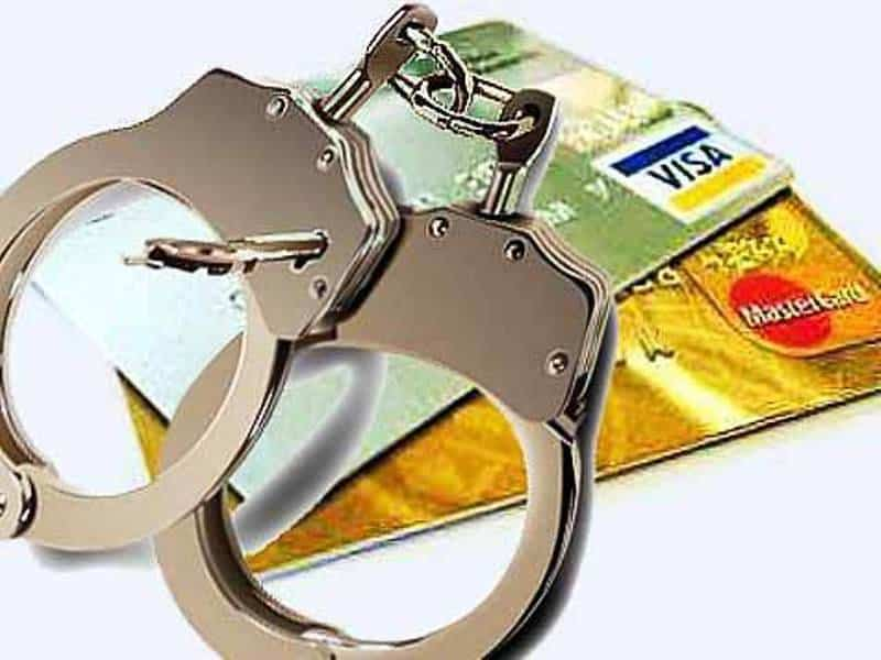 Арест счетов