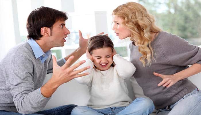 алименты на ребенка при разводе