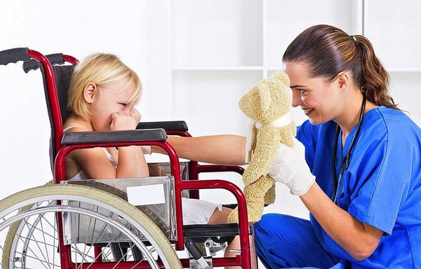денежная помощь для дочери инвалида