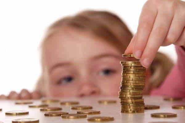 задолженность по алиментам на ребенка