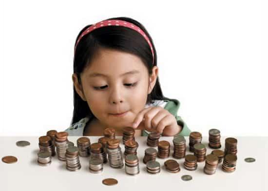 официальная сумма алиментов на ребенка