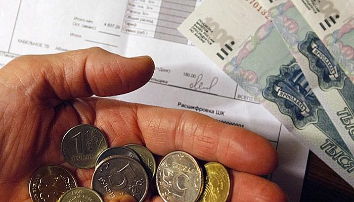 долг по алиментным платежам