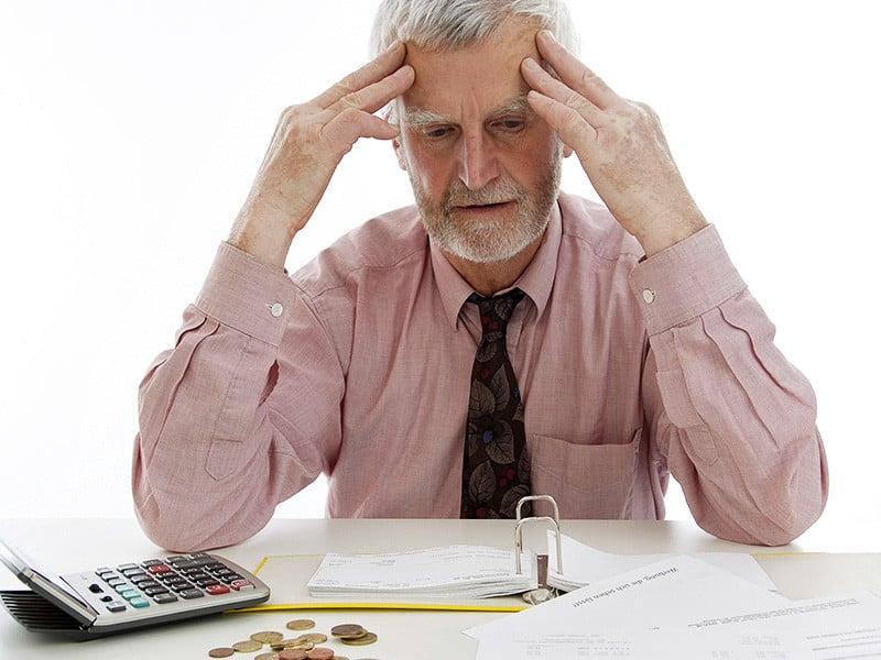 Части пенсии