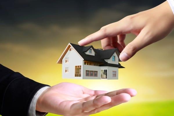 Передача недвижимость