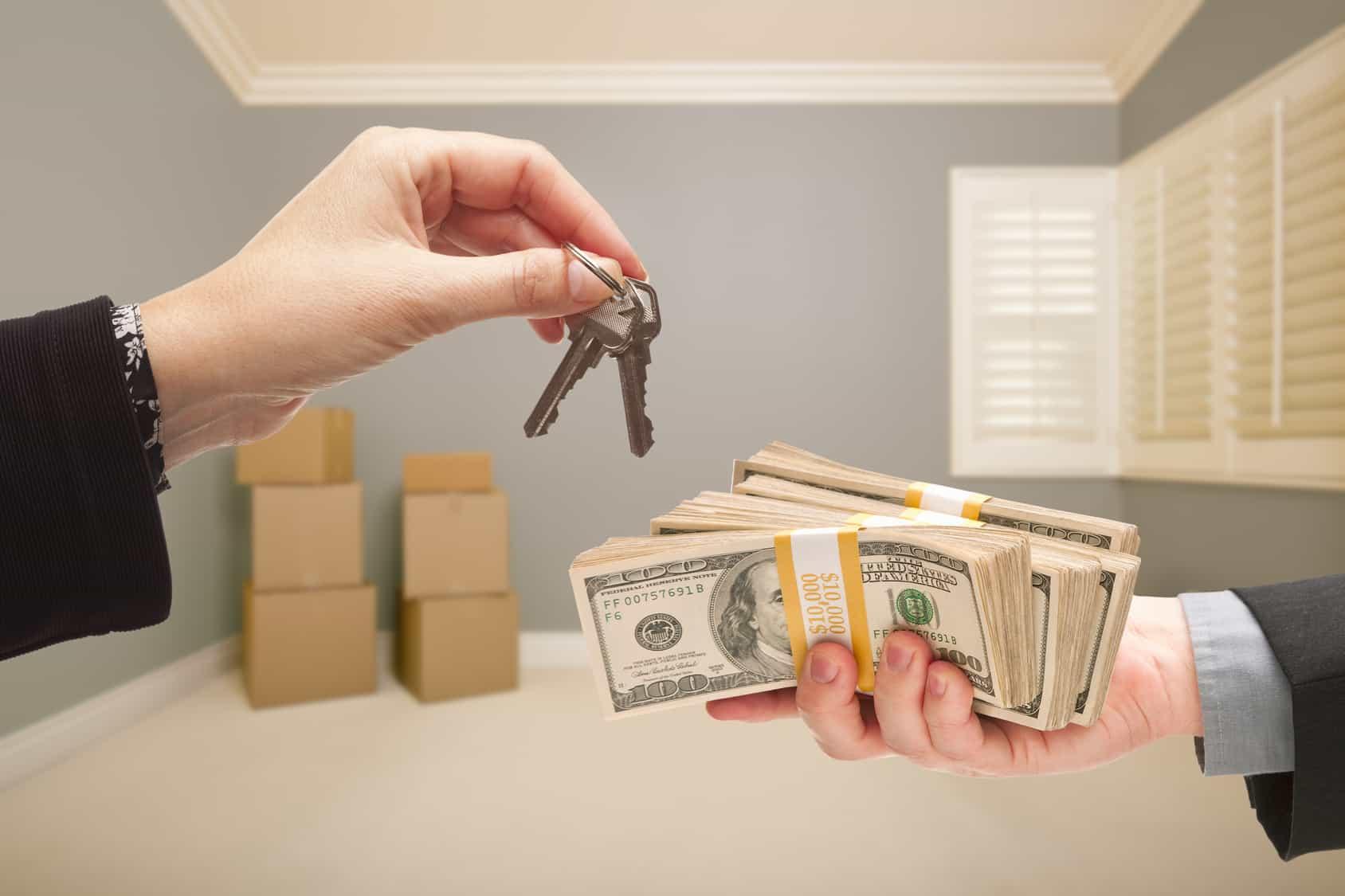 как продать имущество с задолженностью
