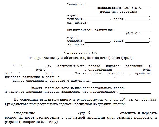 Отмена апелляционного определения по гражданскому делу