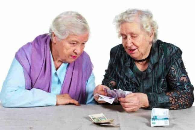 расчет доплаты к пенсии