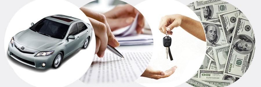 схема продажи машин в кредите