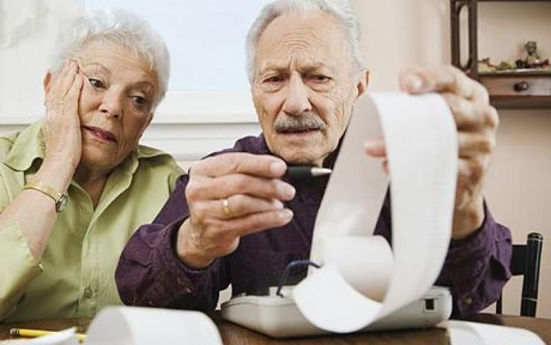 вычисление надбавки к пенсии