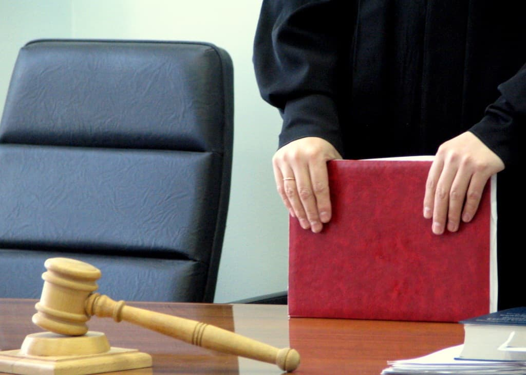 Действия суда