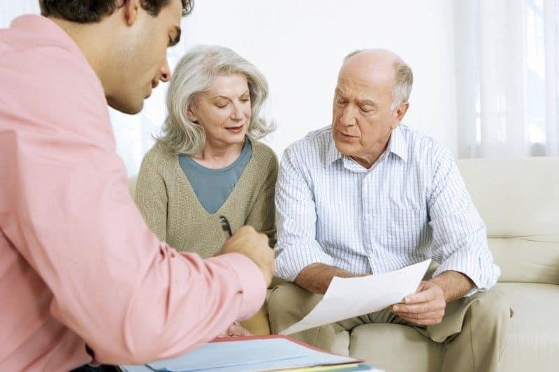 оформление патронажа над престарелыми