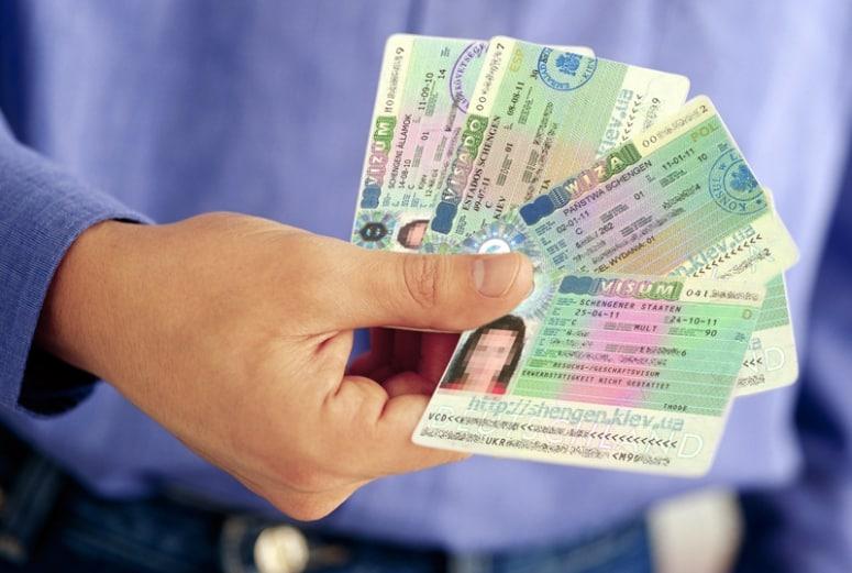 классификация шенгенских виз