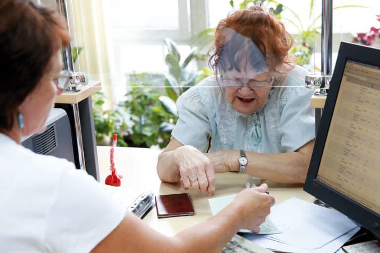 Перерасчет для пенсионерки