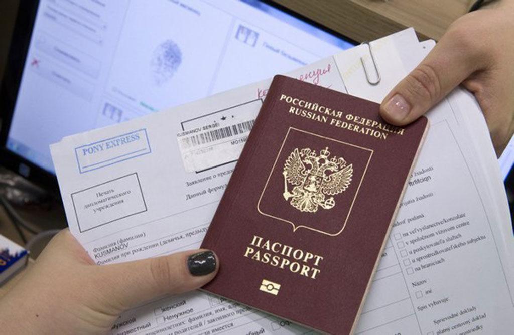сроки замены паспорта РФ