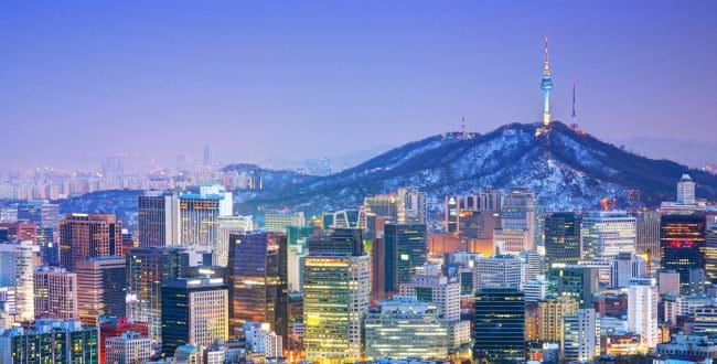 виза в Южную Корею