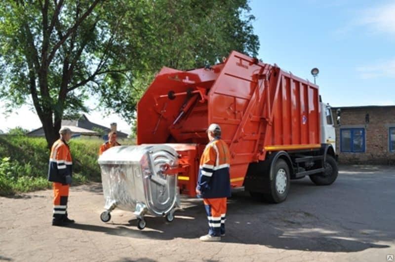 проблемы с вывозом мусора