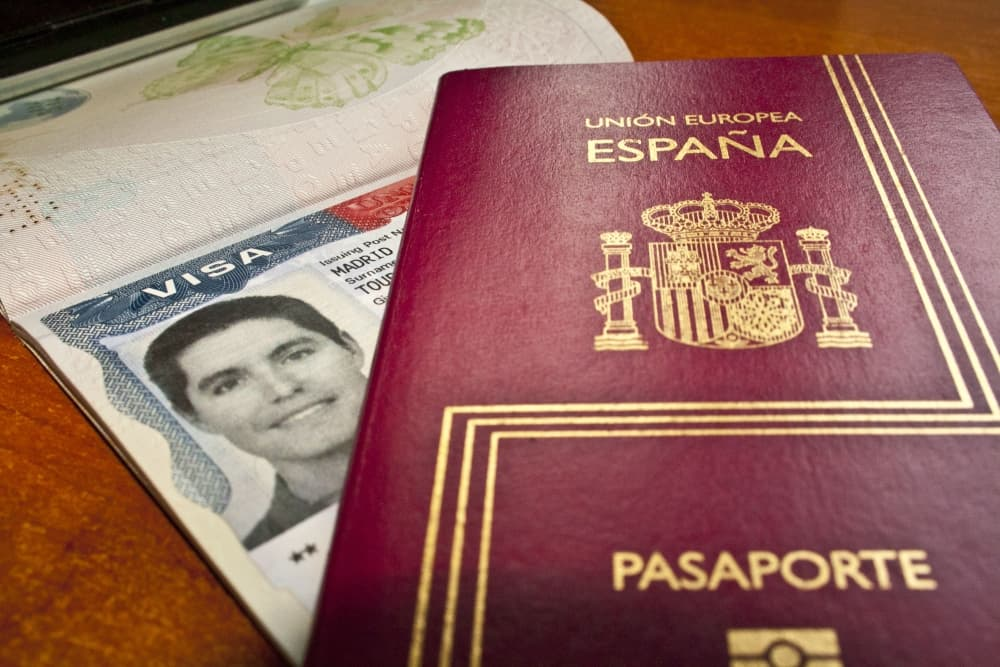 документы от спонсора для визы в Испанию
