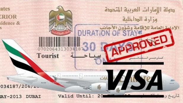виза в Дубай для россиян